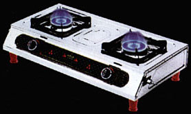 L. P. Gas Stove - Double Burner