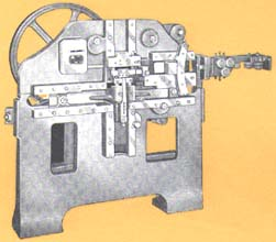 Automatic Wire Handle Machine